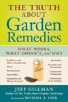 Image of The Truth About Garden Remedies book cover
