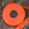 Image of a roll of orange flagging tape