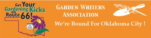 Garden Writers symposium banner