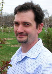 Image of author and scientist Jeff Gillman