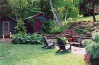 Image of Margaret Roach's garden