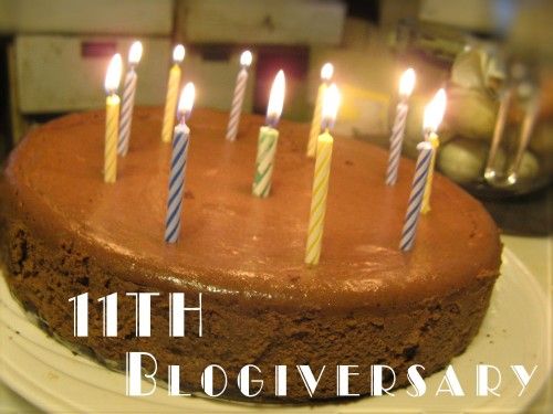 ColdClimateGardening.com celebrates 11 years of garden blogging!