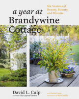 A Year at Brandywine Cottage - book cover