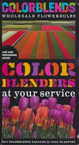 Colorblends 2014 catalog