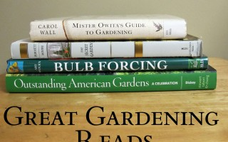 Gardening Books to Give and Get featured image