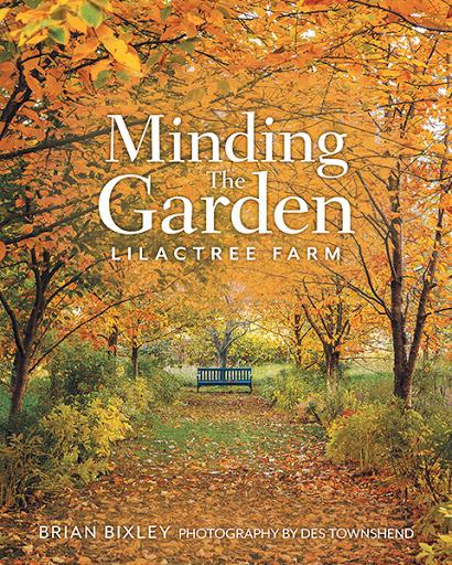 Minding the Garden cover