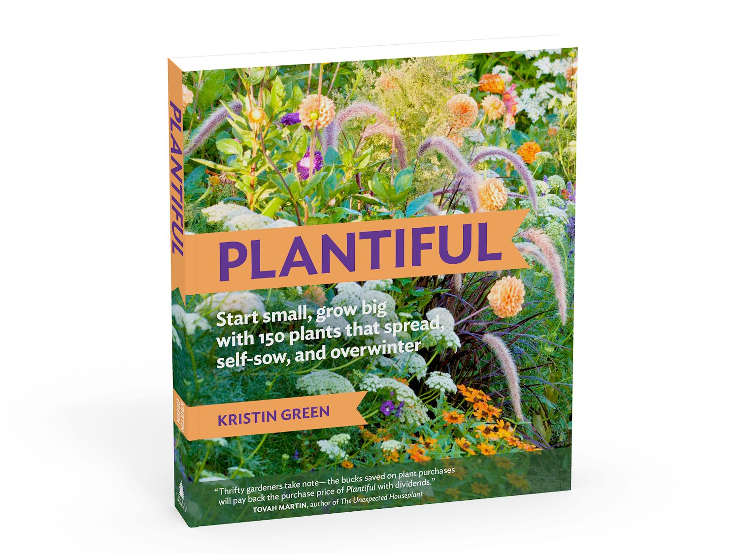 Fill The Gaps In Your Garden With Plantiful Book Review