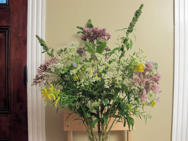 A wildflower bouquet for wildflower wednesday izmirmasajfo