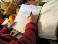garden journal featured image