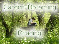 Reading in the Secret Garden