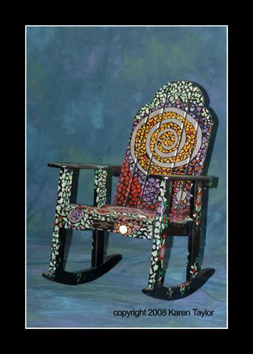 Hand Painted Adirondack Chairs Build Community Spirit In