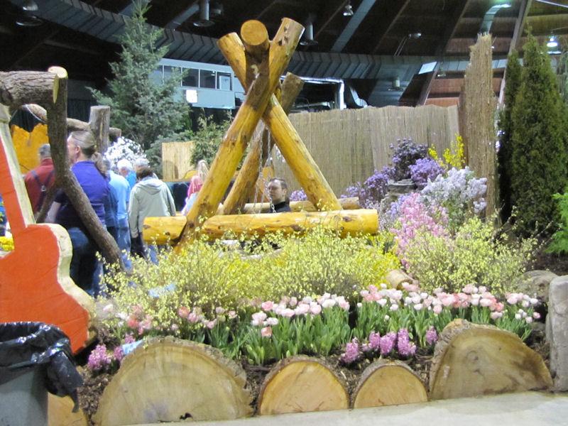 Lawn Swing Rochester Garden Show