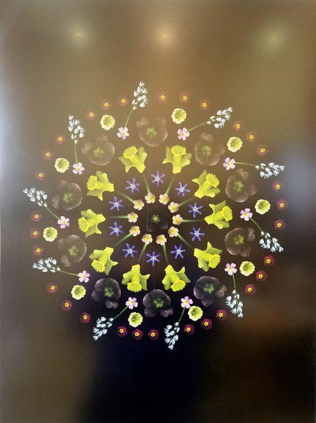 Spring Mandala by Craig Cramer